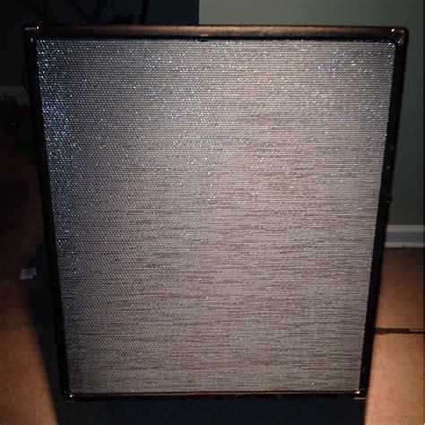 ampeg v4 412 bass guitar cabinet eminence delta 12lf