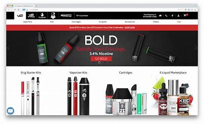 Vape Stores Shops Website