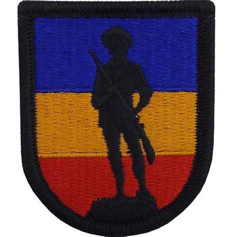 army national guard school class  patch usamm