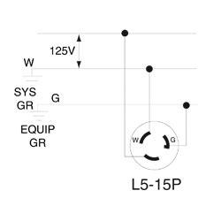 Leviton Lck Plug