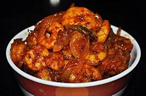 Karaikudi Eral (Prawn) Masala Recipe Mareena's Recipe
