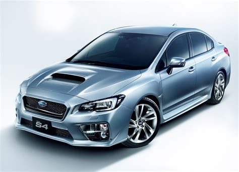 Subaru Launches New Wrx S4 And Wrx Sti Type S In Japan