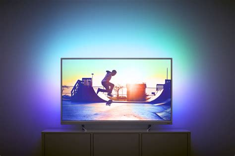 Tv 4k Philips Ambilight Philips Tv Lcd 4k Serie 7000 6000 Av Magazine