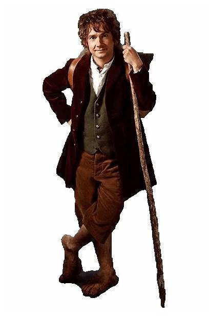 Hobbit Bilbo Transparent Legolas Baggins Freeman Martin