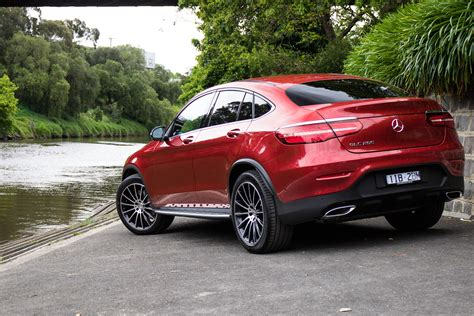 mercedes coupe 2017 mercedes glc coupe review photos caradvice