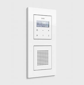 Gira Radio Bluetooth : gira e2 intelligent functions for the smart home ~ Frokenaadalensverden.com Haus und Dekorationen