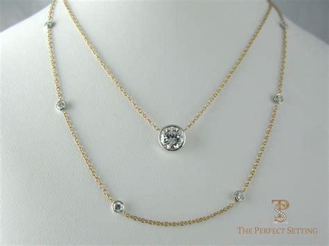 resetting unworn diamond  sapphire ring  necklace