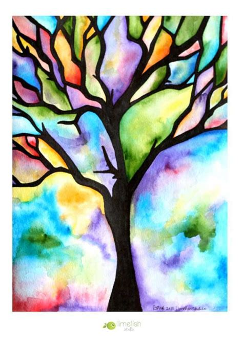 50 easy watercolor painting painting ideas