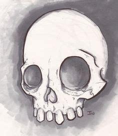 Easy Draw Skulls How Skull Step