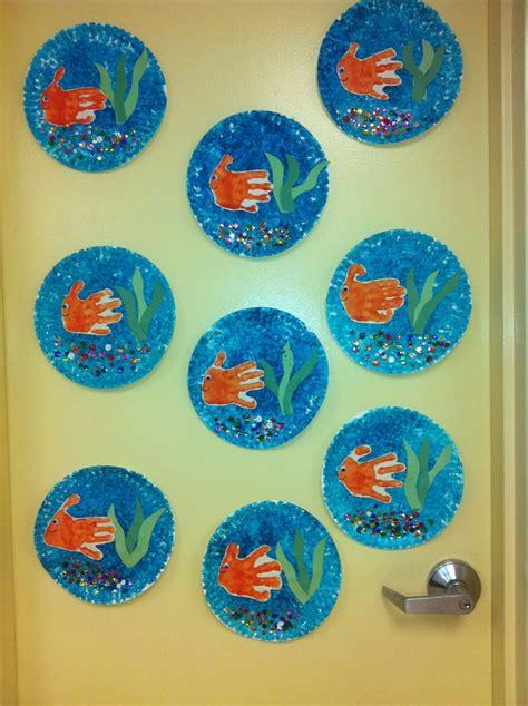 fish bowl craft for preschoolers paint paper plate 215 | 1cbcb5483732ffe7f9da9b5ee2d7d444 crafts for preschoolers preschool crafts