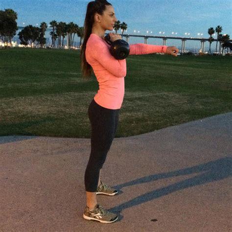 arm clean kettlebell shape single press workout fat body alternating burn exercise kb burning magazine slide exercises
