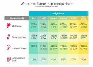 Umrechnung Lumen Watt Led Tabelle : kelvin lumens lux explained interior guide hq designs ~ Watch28wear.com Haus und Dekorationen