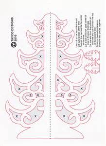 scroll saw tree ornament patterns plans diy free wall quilt rack designs