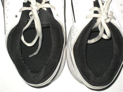 John Phillips Dallas Cowboys Training Worn Nike Shoes
