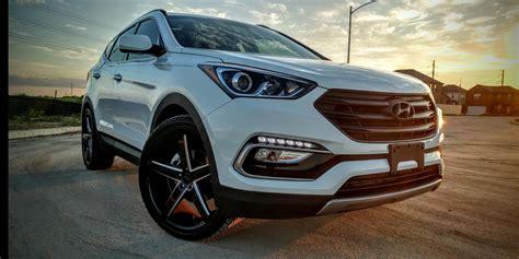 Hyundai Santa Fe Modification by Ericrios 2017 Hyundai Santa Fesport Utility 4d Specs