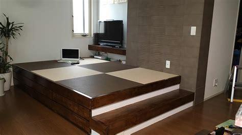 diy 小上がりの畳スペースを作りました youtube
