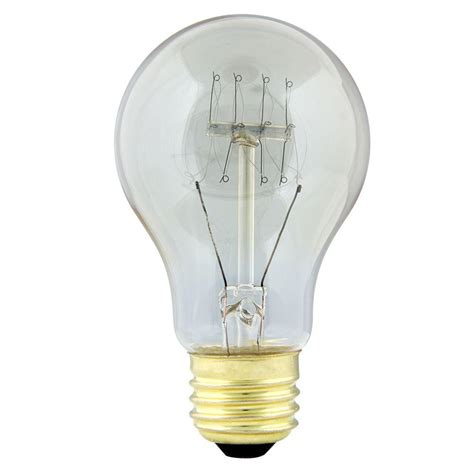 feit electric 40 watt soft white at19 incandescent