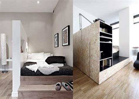 separation salon chambre 6 idées pour diviser un studio joli place