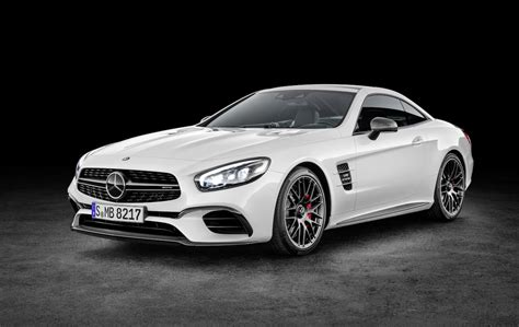 2018 Mercedes Benz Sl Leaked Online Before La Debut