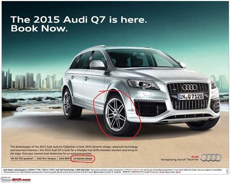 indian car advertising scene  critique page  team bhp