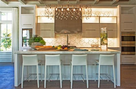kitchen island chandeliers linear chandelier contemporary kitchen
