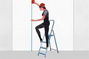 Comment Enlever Le Papier Peint : comment couper correctement le papier peint instructions ~ Dailycaller-alerts.com Idées de Décoration