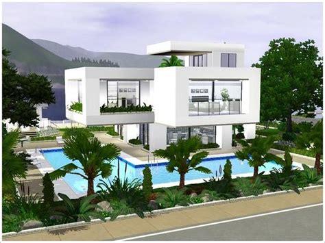 Sims 4 Moderne Häuser Bauen Anleitung by Wie Baut Gute H 228 User In Sims 3 Bauen Haeuser