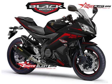 modifikasi striping yamaha r15 black edition motoblast bimbim blitar