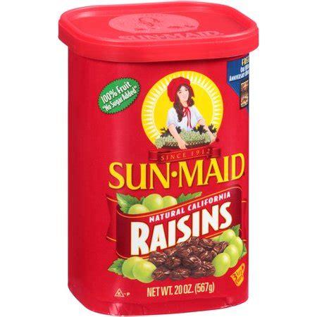 Sun-Maid Natural California Raisins, 20 oz - Walmart.com