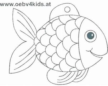 Fish Coloring Pages Cartoon Pdf Rainbow Betta