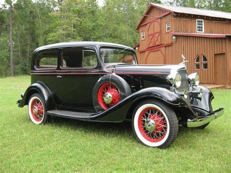 1933 Chevrolet 2-door Sedan