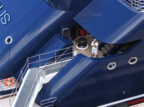 Crazy Facts About Paul Allen's Superyacht