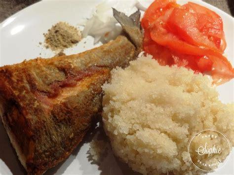 recette de cuisine cote d ivoire attieke à la dorade royale côte d 39 ivoire la tendresse