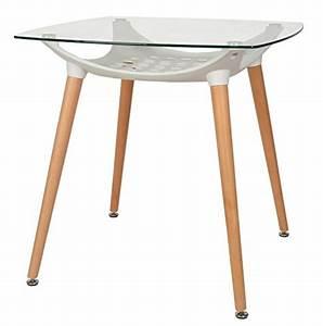 Glastisch Mit Holz : ts ideen design glastisch beistelltisch 8 mm esg glas esstisch holz buche mit kunststoffablage ~ A.2002-acura-tl-radio.info Haus und Dekorationen