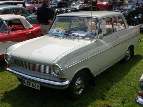 1963 Opel Kadett 1963 opel kadett photos informations articles