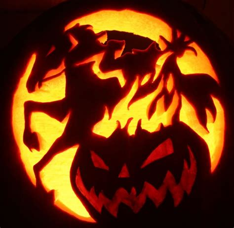 awesome pumpkin carvings stencil best pumpkin carving ideas for halloween 4
