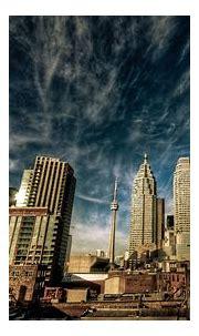cityscape, Canada, Toronto, HDR HD Wallpapers / Desktop ...