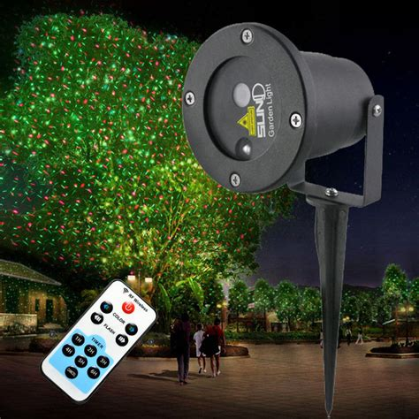 remote controller gr led laser project outdoor