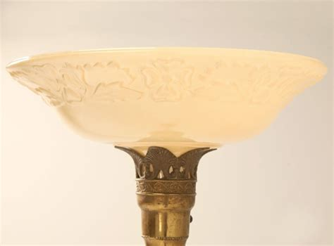 antique l shade replacements antique hurricane l shades replacement glass torchiere
