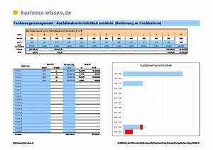Personalbedarf Berechnen : ausfallwahrscheinlichkeit f r forderungen ermitteln ii anlehnung an creditreform excel ~ Themetempest.com Abrechnung