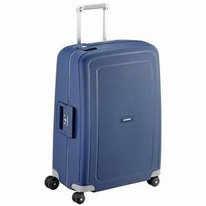 Koffer Zum Rollen : samsonite s 39 cure trolley 69 blau 4 rollen spinner koffer hartschale dark blue ~ Markanthonyermac.com Haus und Dekorationen