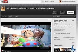 Sheikh Mohammed's YouTube channel attracts more viewers ...