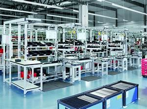 Industry 4 0 Award for Bosch Rexroth Assembly Line