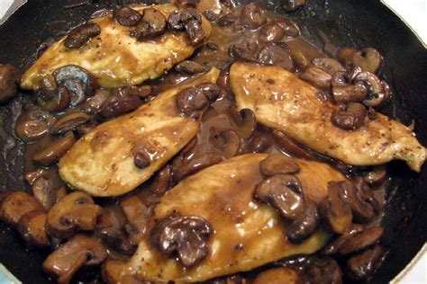 chicken marsala chicken marsala slow cooker the thoughts ramblings and the reshaping of my life