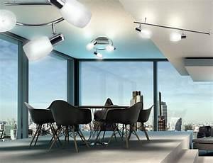Luminaire Mural Chambre : clairage plafonnier del applique spot luminaire mural plafond lampe led chambre ebay ~ Teatrodelosmanantiales.com Idées de Décoration