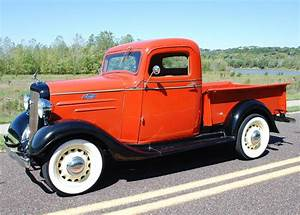 1937 Chevrolet Pickup Maintenance Of Old Vehicles  The
