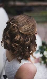 Wedding Hairstyles For Short Hair Romantic And Stylish