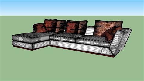 Sofa Chaise 3 Lugares