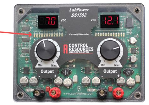 vdc variable bench top power supply labpower control resources