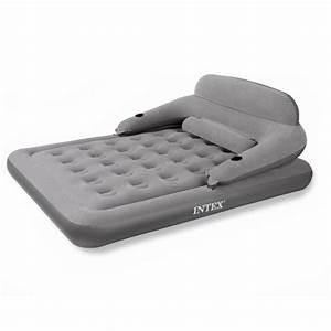 convertible lounge lit d39appoint 68916 intex 68916 With tapis yoga avec canapé lit gonflable intex